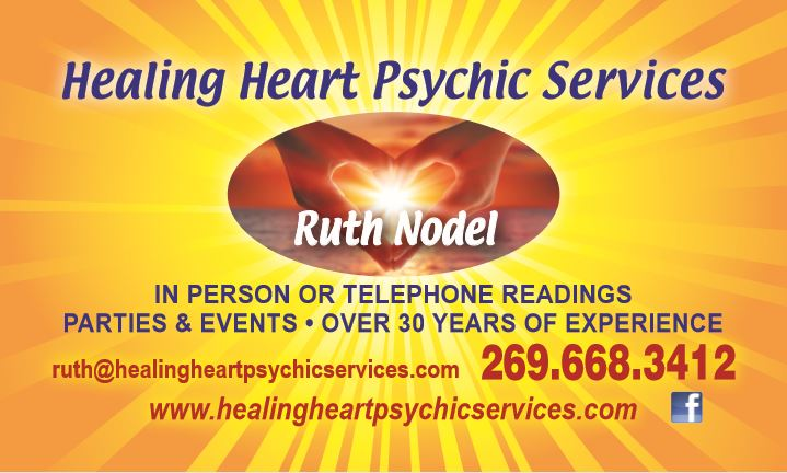 In person or over the phone psychic reading my psychic medium astrologer in Kalamazoo